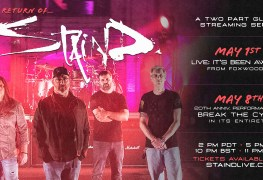 Staind - GIG REVIEW: The Return Of STAIND - Live: It's Been A While (From Foxwoods)