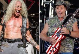 ted nugent and dee snider - DEE SNIDER Slams TED NUGENT By Calling Him 'Conspiracy Theorist Loud Mouth'