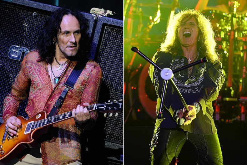 Vivian Campbell David Coverdale - Adrian Vandenburg Explains Why VIVIAN CAMPBELL Was Kicked Out From WHITESNAKE