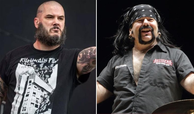 phil anselmo vinnie paul - PHIL ANSELMO Explains Why VINNIE PAUL Is The Best Drummer He Has Ever Played With