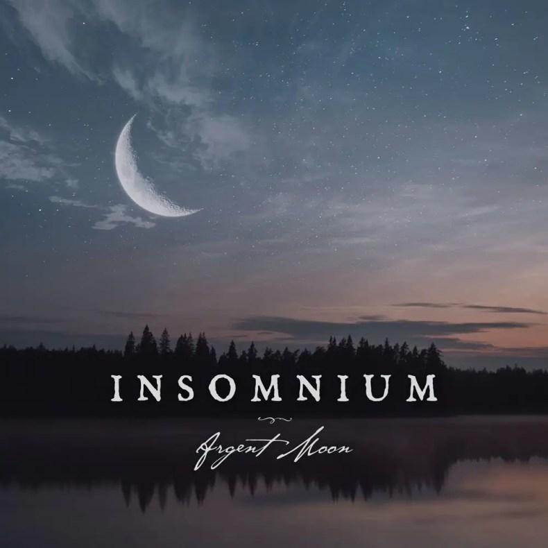 """Argent Moon - REVIEW: INSOMNIUM - """"Argent Moon"""" [EP]"""