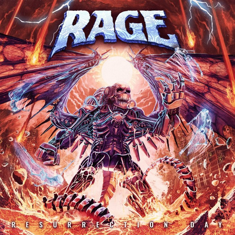 """Resurrection Day - REVIEW: RAGE - """"Resurrection Day"""""""