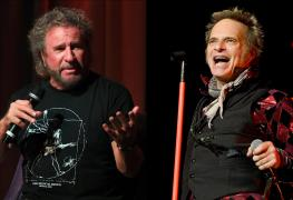 hagar roth - SAMMY HAGAR On DAVID LEE ROTH 'He's Not A Funny Guy', The 'Rivalry' Between Them