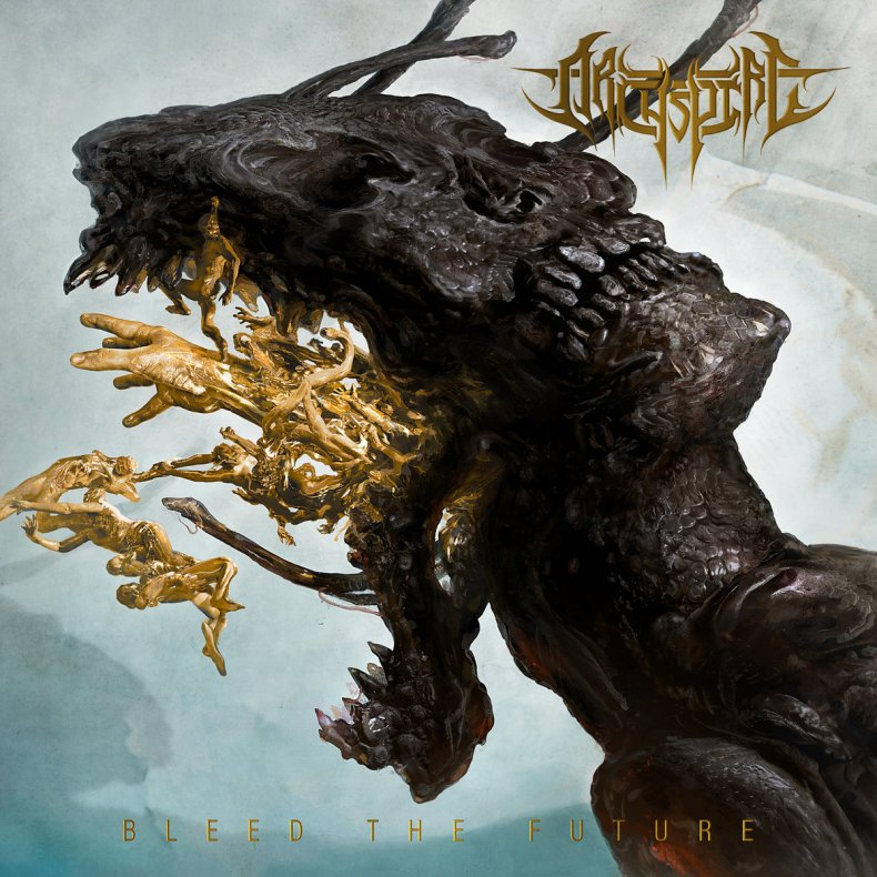 """Bleed The Future - REVIEW: ARCHSPIRE - """"Bleed The Future"""""""