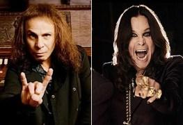 Ronnie James Dio Ozzy Osbourne - WENDY DIO Recalls The 'Bad Blood' Between DIO And OZZY OSBOURNE