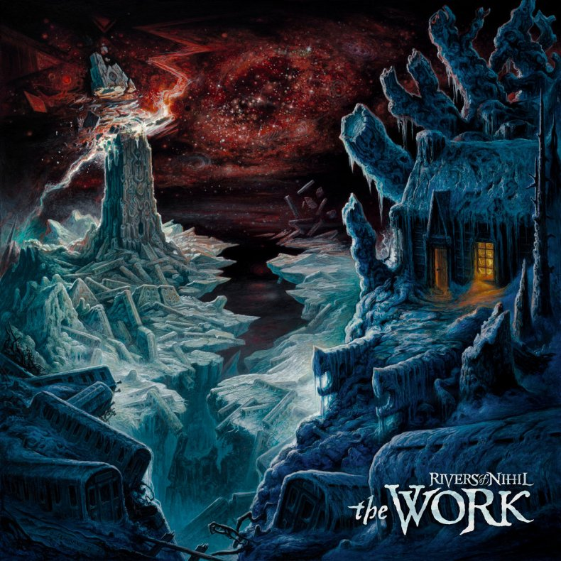 """The Work - REVIEW: RIVERS OF NIHIL - """"The Work"""""""