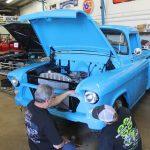 1955 Chevy Truck Metalworks Classics Auto Restoration Speed Shop Metalworks Classic Auto Restoration Speed Shop