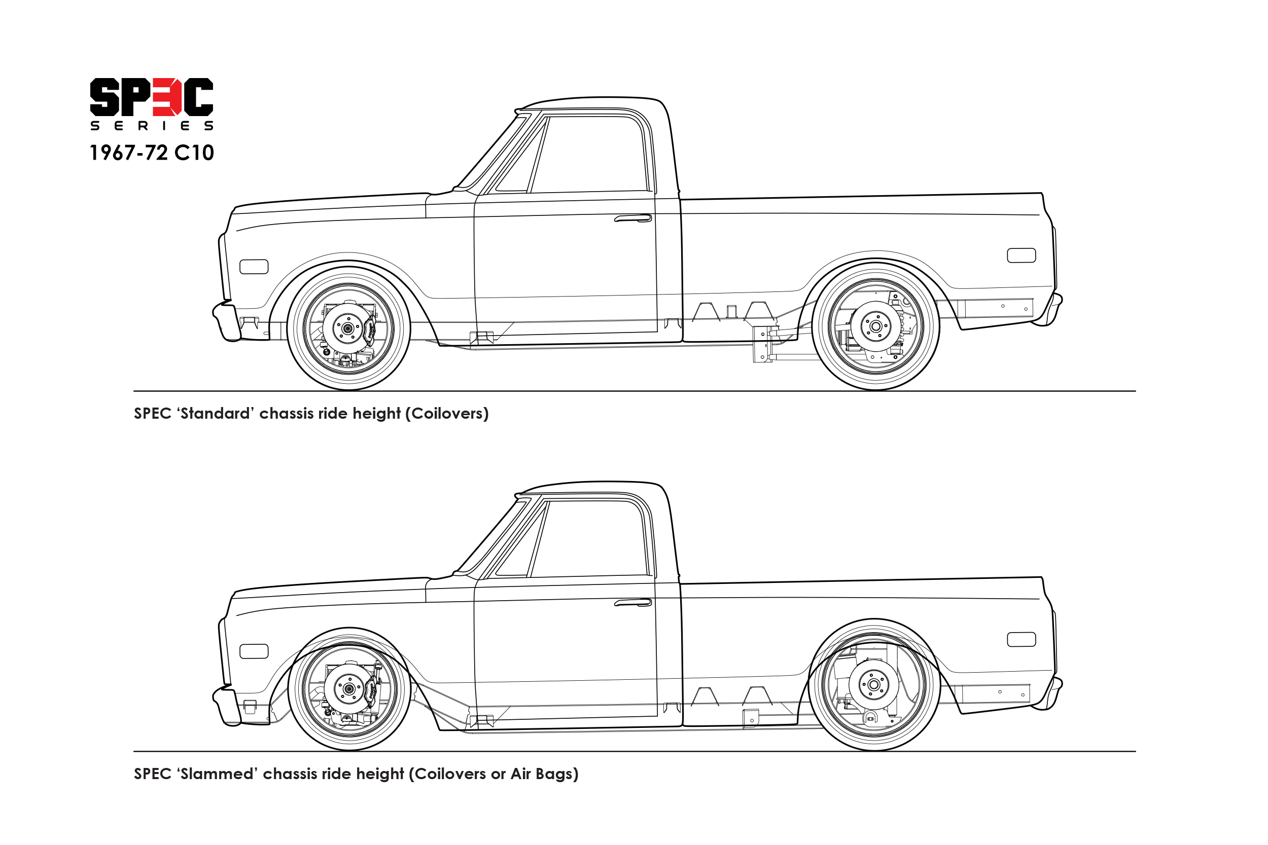 67 72 C10 Bolt In