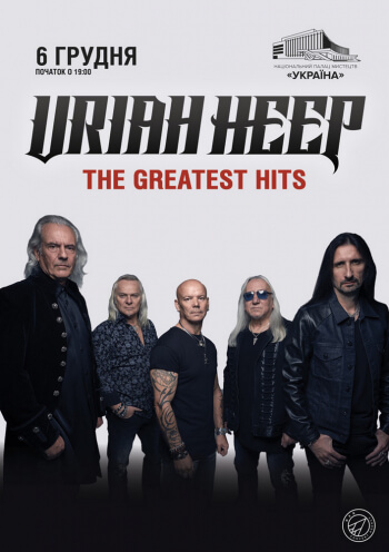 Uriah Heep Kyiv