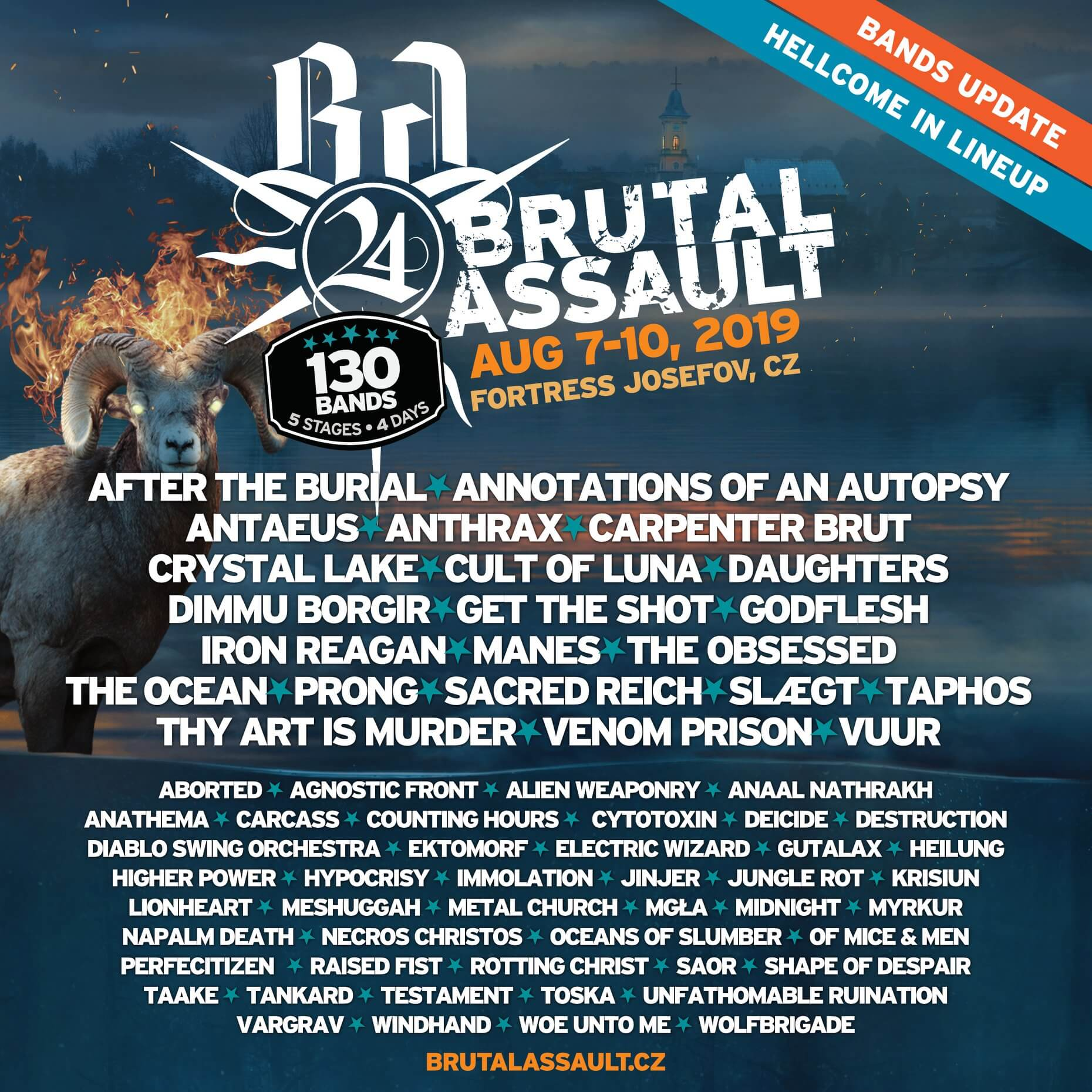 brutal assault - 2019 - upd10dec