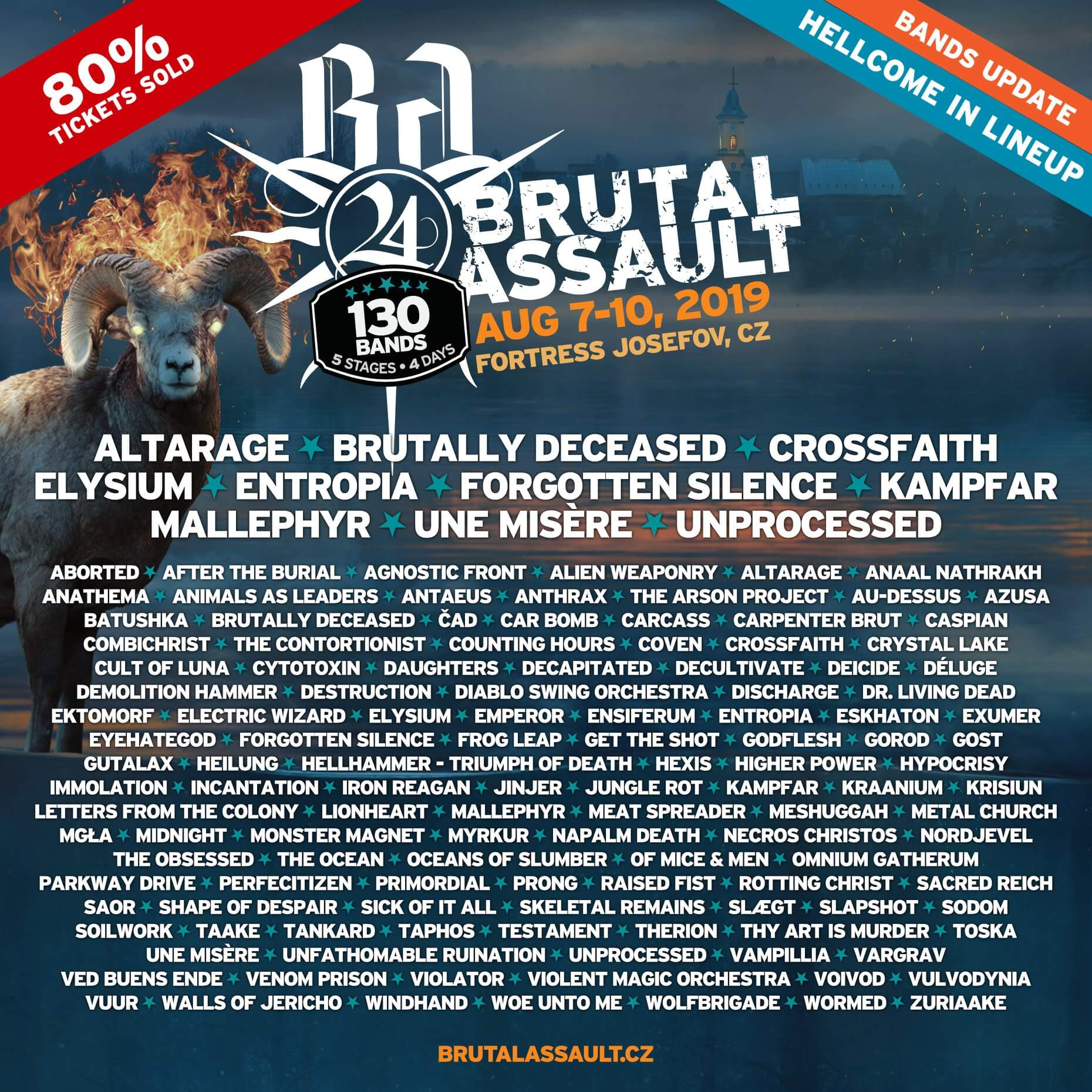 Brutal Assault- 2019-update-30-May