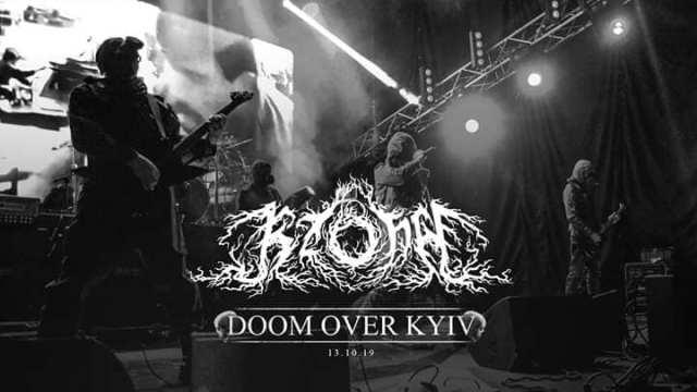 Kzohh - Doom Over Kyiv