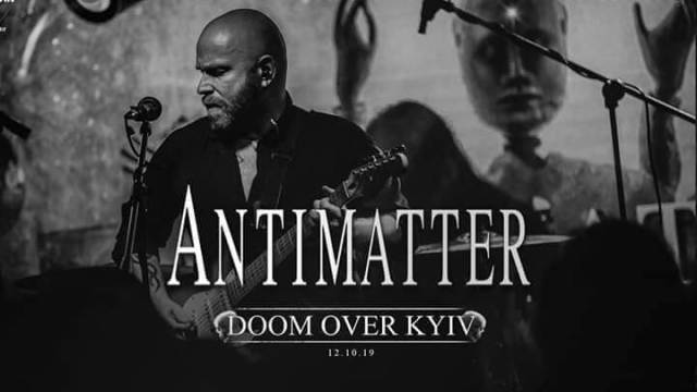 Antimatter - Doom Over Kyiv