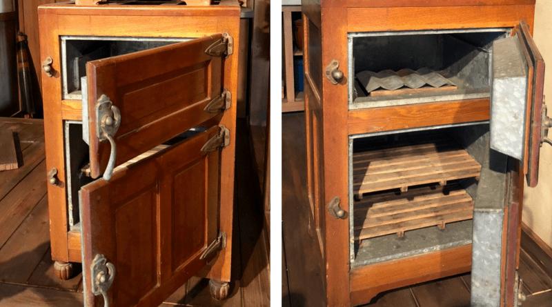 昭和の冷蔵庫