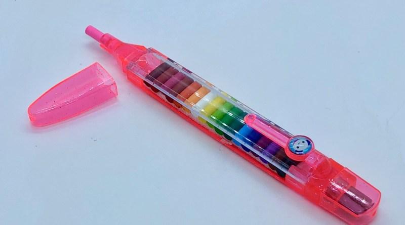 クリスタルポケットカラーペン