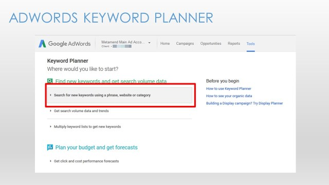 Google Adwords for Small Business - Slide11