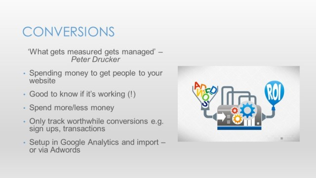 Google Adwords for Small Business - Slide35