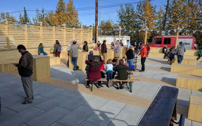 Rethinking Outdoor Spaces
