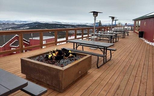 SkiLand Deck