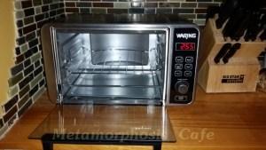 toaster oven interior
