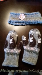 Another sample mitten
