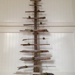 Drift Wood Christmas Tree Met A Mor Pho Sis Living