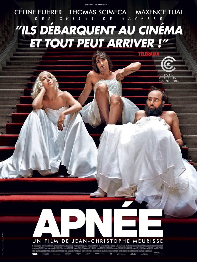 Affiche du film Apnée