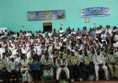 Lettre aux congressistes PDG de la province de l'Ogooué Ivindo