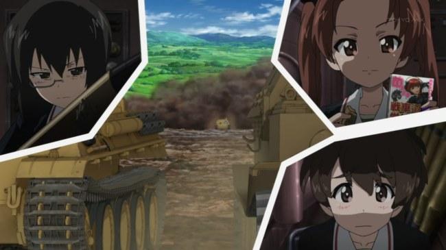 Girls und Panzer 11 (14)