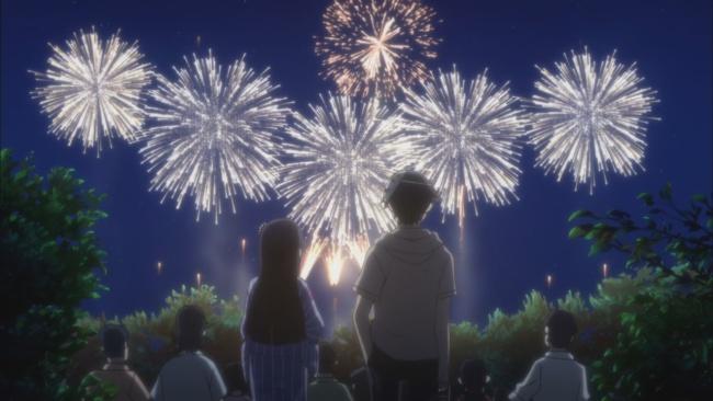 Farewell Fireworks