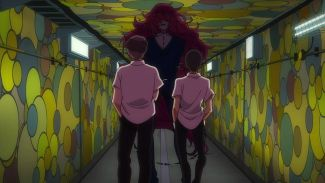 Gatchaman Crowds 008