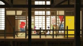 Monogatari Series Second Season 02 Stacking Stuff (3)