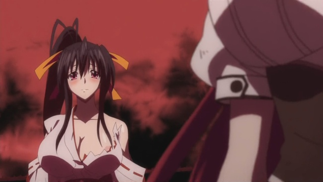 Akeno in love