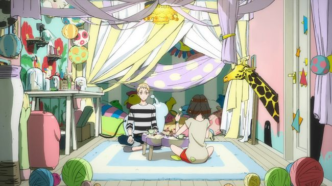 Gatchaman Crowds 013
