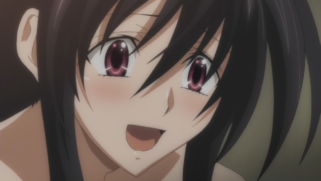 Happy Akeno