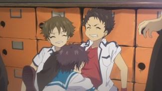 Hikari overreacts