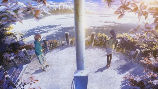 Nagi no Asukara-They meet