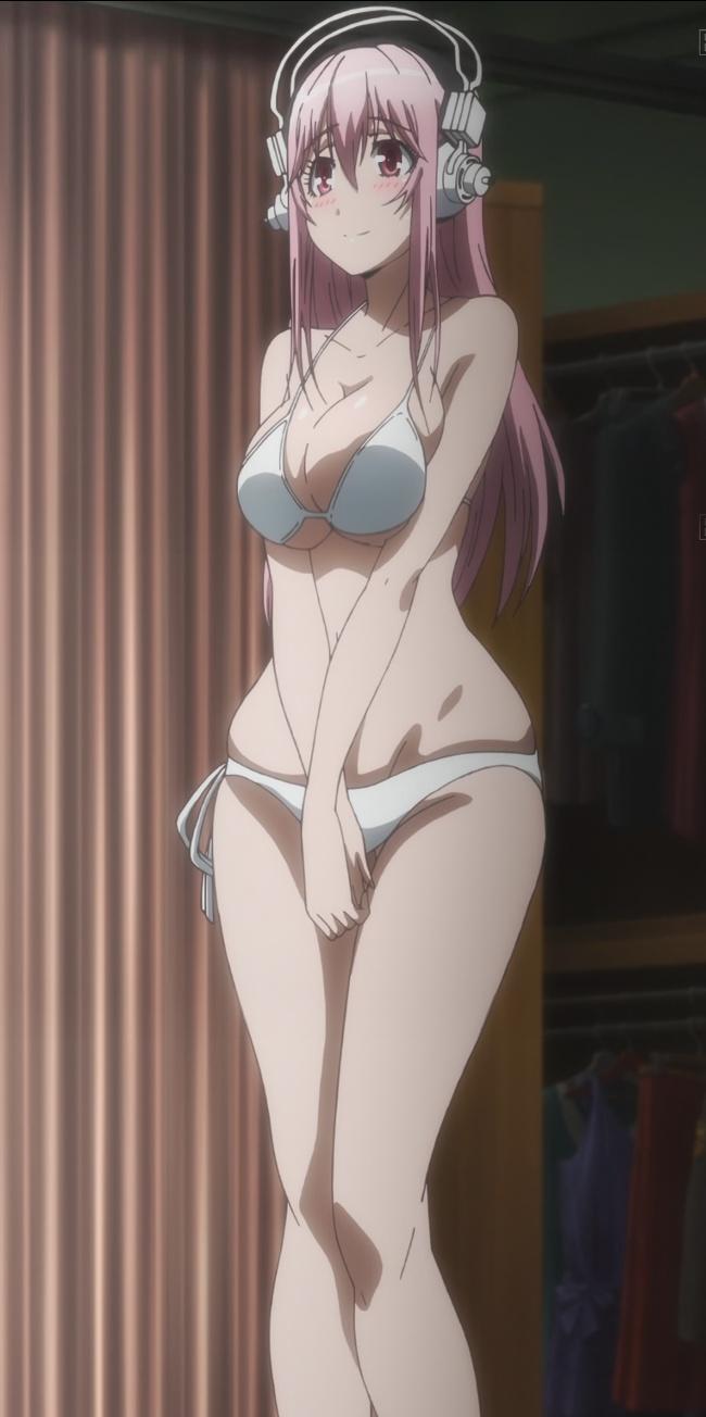 SoniAni-Full Bikini Pan
