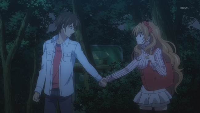 Golden Time-Holding On