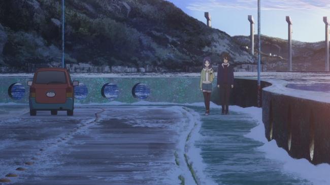 Nagi no Asukara-A crystallizing pair