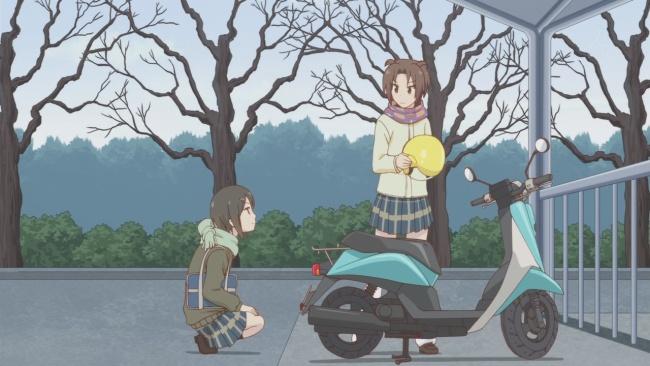 Sakura Trick-Kaede and Yuzu