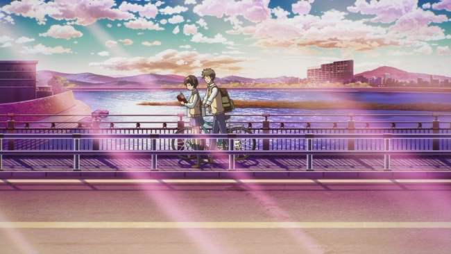 Bokura wa Minna Kawaisou-Trying to push it.