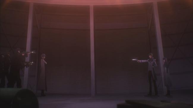Mahouka-Crappy villains