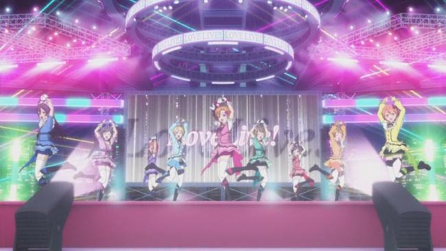 Love Live-Big performance
