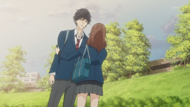 Ao Haru Ride-Never gonna let you go