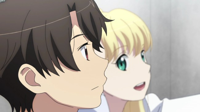 Aldnoah Zero 09 - Cloud 9