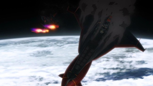 Aldnoah Zero 11 - Deucalion Going Down