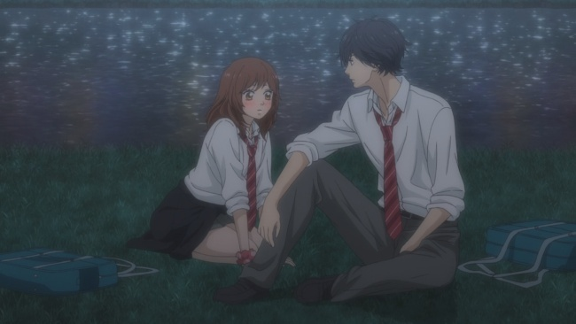 Ao Haru Ride-Futaba has something to say
