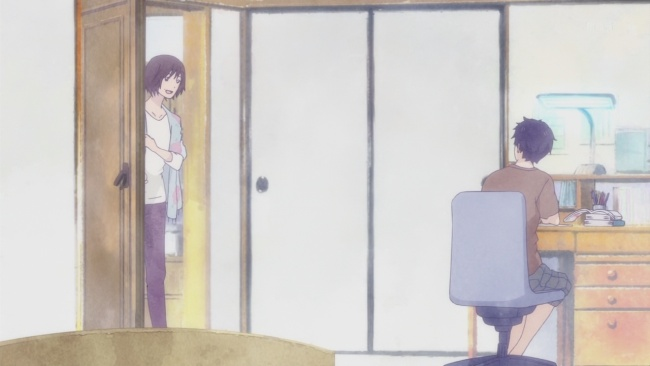 Ao Haru Ride-Mom in happier times