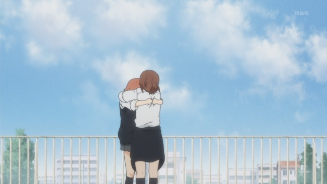 Ao Haru Ride-love of friends